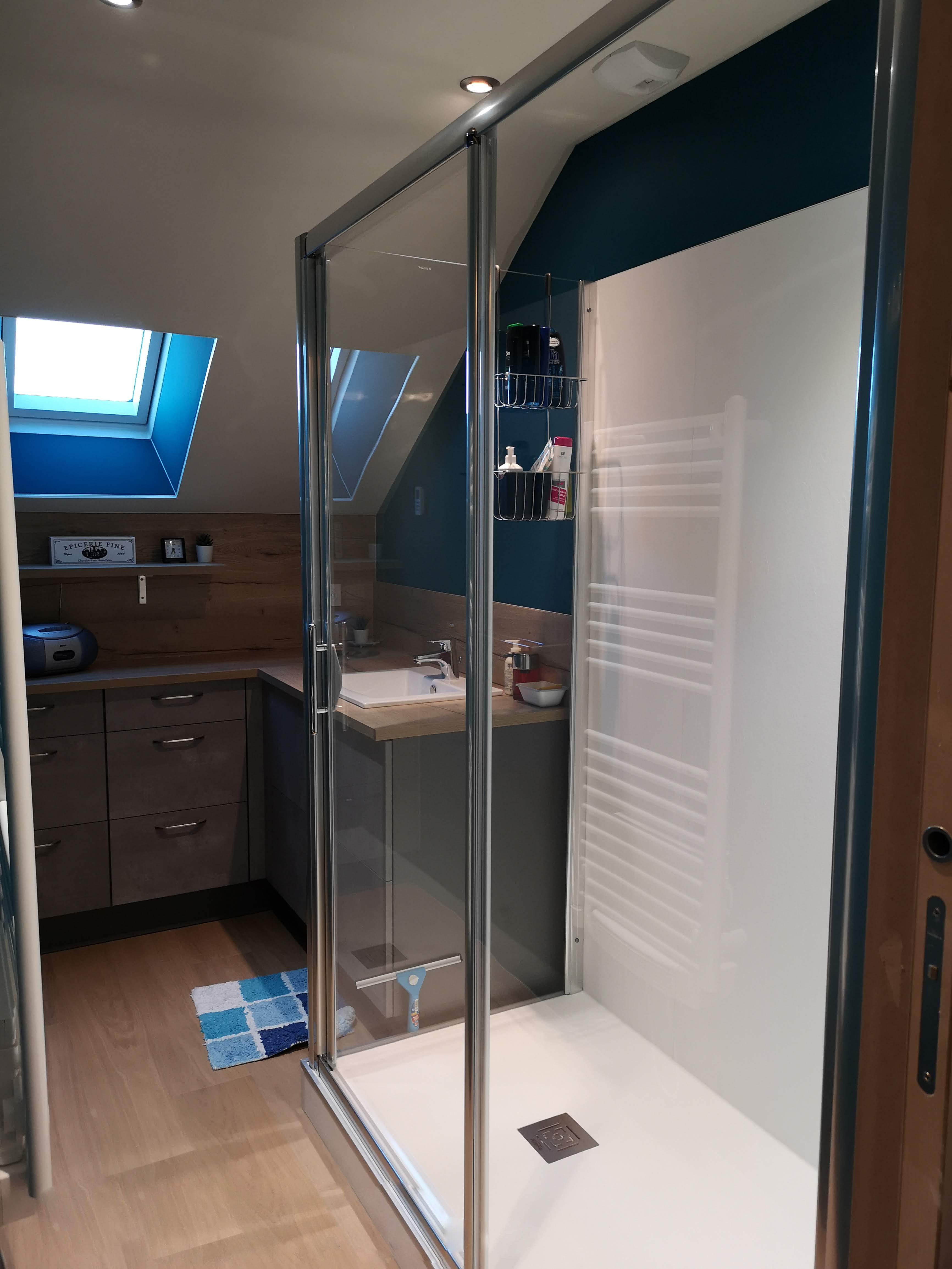 rénovation salle de bain et douche